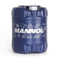 Трансмиссионное масло Mannol Basic Plus GL-4 75W-90 (20 л.) 1386