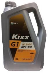Моторное масло Kixx G1 5W-40 (4 л.) L5313440E1