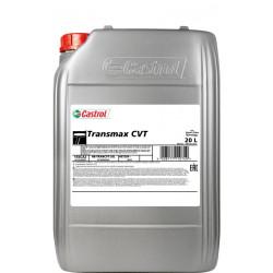Трансмиссионное масло Castrol Transmax CVT (20 л.) 15D7AB