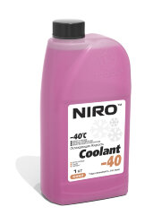 Охлаждающая жидкость Totachi Niro Coolant -40C (1 л.) 4589904527562