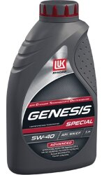 Моторное масло Лукойл Genesis Special Advanced 5W-40 (1 л.) 1644743
