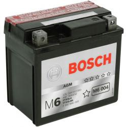 Аккумулятор Bosch M6 12V 4Ah 30A 0092M60040