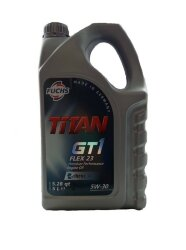 Моторное масло Fuchs Titan GT1 Pro Flex 23 5W-30 (5 л.) 601406966
