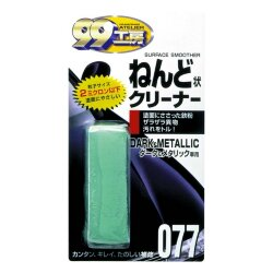 Soft99 Surface Smoother Очиститель кузова на основе глины для темных (0,15 л.) 09077