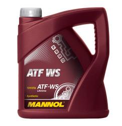 Трансмиссионное масло Mannol ATF WS Automatic Special (4 л.) 1380