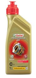 Трансмиссионное масло Castrol Transmax Dexron-VI Mercon LV Multivehicle (1 л.) 15D747