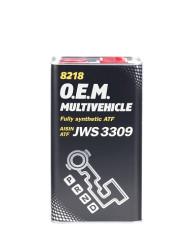 Трансмиссионное масло Mannol 8218 O.E.M. Multivehicle JWS 3309 (4 л.) 3064