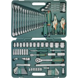Набор инструмента Jonnesway 78 предметов 48508 S04H52478S