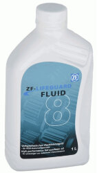 Трансмиссионное масло ZF Lifeguardfluid 8HP (1 л.) S671090312