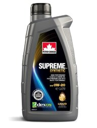 Моторное масло Petro-Canada Supreme Synthetic 0W-20 (1 л.) MOSYN02C12