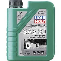 Масло четырехтактное Liqui Moly Rasenmaher-Oil SAE30 (1 л.) 3991