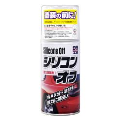 Soft99 Silicone Off Обезжириватель аэрозоль (0,3 л.) 09170