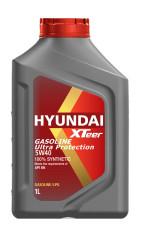 Моторное масло Hyundai (Kia) Xteer Gasoline Ultra Protection 5W-40 (1 л.) 1011126