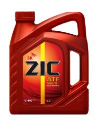 Трансмиссионное масло ZIC ATF Multi (4 л.) 162628