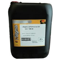 Моторное масло Eni-Agip i-Sigma Performance E4 10W-40 (20 л.) ENI10W40ISIGMAPERFORMANCEE420