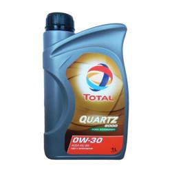 Моторное масло Total Quartz 9000 0W-30 (1 л.) 180967