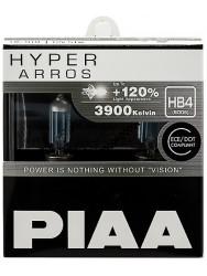 Автолампа PIAA Bulb Hyper Arros HB4 3900K HE-910-HB4