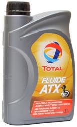Трансмиссионное масло Total Fluid ATX (1 л.) 166220