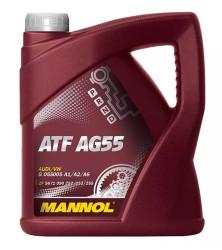 Трансмиссионное масло Mannol ATF AG55 Automatic Special (4 л.) 1376