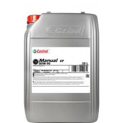 Трансмиссионное масло Castrol Manual EP 80W-90 (20 л.) 1580F2