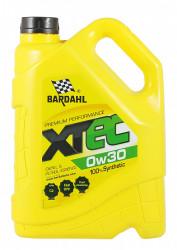 Моторное масло Bardahl XTEC 0W-30 (5 л.) 36523