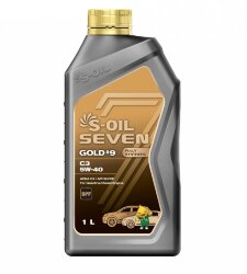 Моторное масло S-Oil Seven GOLD9 C3 5W-40 (1 л.) E107761