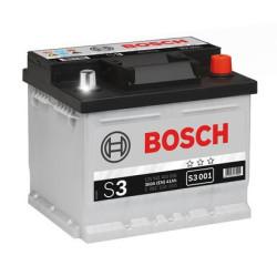 Аккумулятор Bosch S3 12V 41Ah 360A 207x175x175 о.п. (-+) 0092S30010