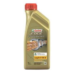 Моторное масло Castrol Edge Professional LongLife III 5W-30 Skoda (1 л.) 157AD5