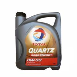 Моторное масло Total Quartz 9000 Energy 0W-30 (4 л.) 151523