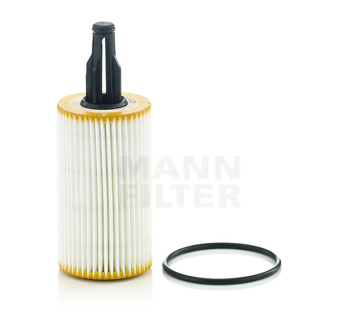 Масляный фильтр Mann-Filter HU7025Z