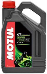 Масло четырехтактное Motul 5000 4T 10W-40 (4 л.) 104056