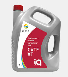 Трансмиссионное масло Yokki iQ CVTF XT (4 л.) YCA13-1004P