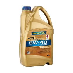 Моторное масло Ravenol HCS 5W-40 (4 л.) 1112105004