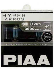 Автолампа PIAA Bulb Hyper Arros H4 3900K HE-900-H4