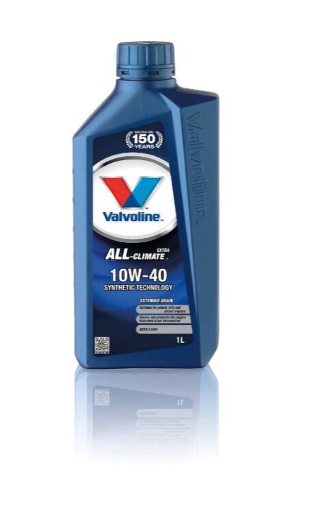 Моторное масло Valvoline All-Climate Extra 10W-40 (1 л.) 872779