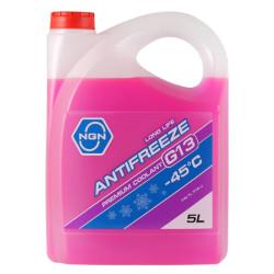 Охлаждающая жидкость NGN Antifreeze G13 -45 (5 л.) V172485379