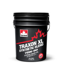 Трансмиссионное масло Petro-Canada Traxon XL Synthetic Blend 75W-90 (20 л.) TRXL759P20