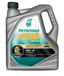 Моторное масло Petronas Syntium 800 EU 10W-40 (4 л.) 18024019