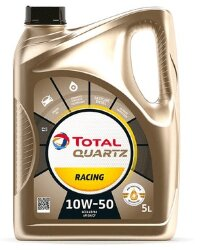 Моторное масло Total Quartz Racing 10W-50 (5 л.) 213699