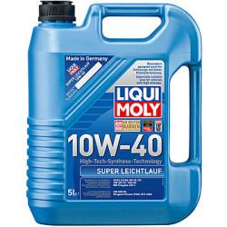 Моторное масло Liqui Moly Super Leichtlauf 10W-40 (5 л.) 1929
