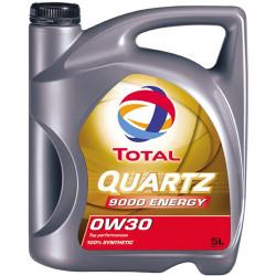 Моторное масло Total Quartz 9000 Energy 0W-30 (5 л.) 151522