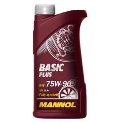 Трансмиссионное масло Mannol Basic Plus GL-4 75W-90 (1 л.) 1321