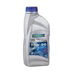 Трансмиссионное масло Ravenol TSG 75W-90 (1 л.) 1222101001