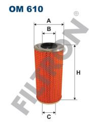 Фильтр масляный Filtron OM610