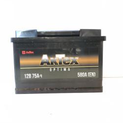 Аккумулятор АкТех Optima 75Ah 580A 278x175x190 п.п. (+-) ATOPT753L