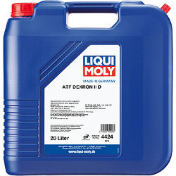 Трансмиссионное масло Liqui Moly ATF Dexron II D (20 л.) 4424