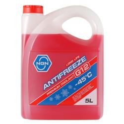 Охлаждающая жидкость NGN Antifreeze G12 -45 (5 л.) V172485339