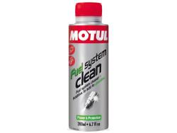 Motul Fuel System Clean Moto 4T Промывка топливной системы (0,2 л.) 102178
