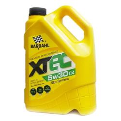 Моторное масло Bardahl XTEC 5W-30 C4 (5 л.) 36153