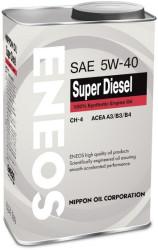 Моторное масло Eneos Super Diesel 5W-40 CH-4 (1 л.) Oil1335